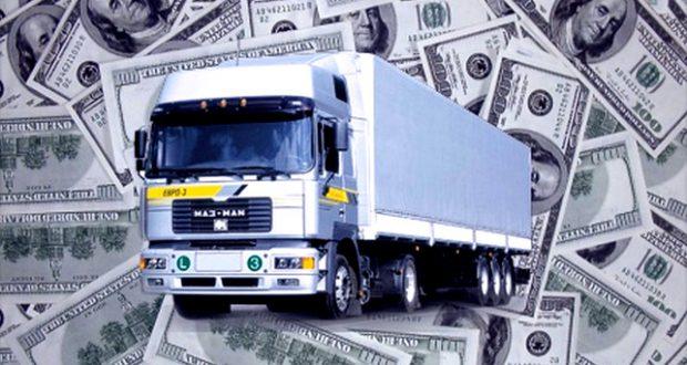 Кража груза при перевозке автотранспортом