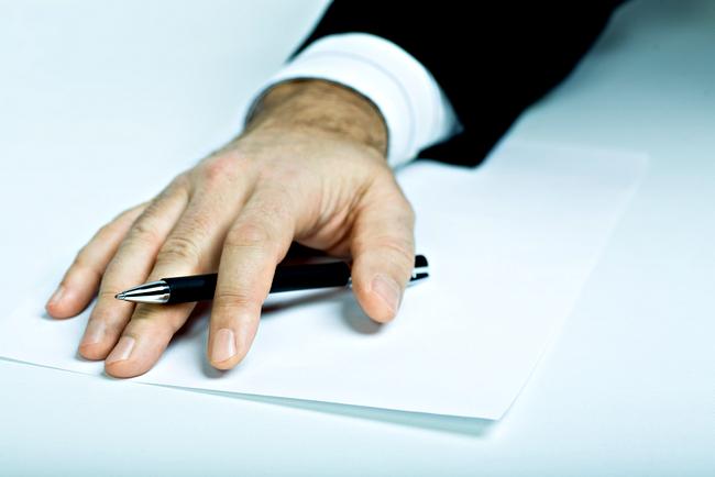 Как правильно написать расписку на долг